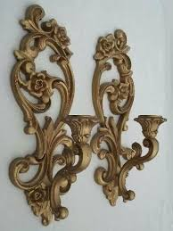 Wall Candle Holders Sconces Sconce Lydia Mirror With Candle Holder Mirrored Candle Sconce