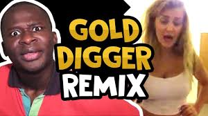 Backyard Gold Party In Backyard Gold Digger Remix 10 Hours Loop Youtube