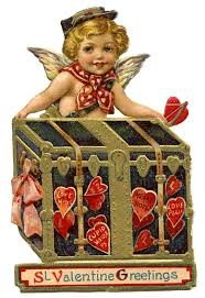 636 best vintage valentine images images on pinterest vintage