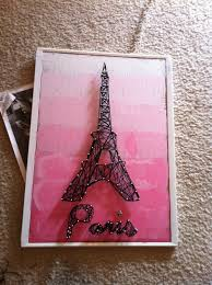 Eiffel Tower Room Ideas Eiffel Tower String Art 35 Diy String Art Patterns Teen 2017 Cslp