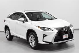 lexus black 2016 pre owned 2016 lexus rx 350 for sale in amarillo tx 44309