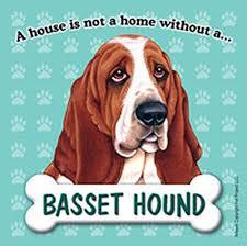 basset hound gifts merchandise decor collectibles figurines socks