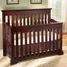 Convertible Crib With Storage Westwood Design Kingston Transitional Rich Chocolate Convertible