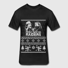 raiders christmas sweater with lights christmas sweater for puro pinche raiders by spreadshirt