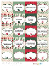 printable advent calendar children printable online calendar
