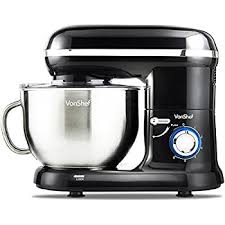 kitchenaid stand mixer black friday sale amazon savisto 1260w retro food stand mixer with 5 5l bowl splash guard