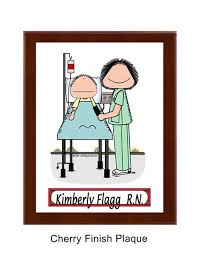 recovery room nurse recovery room nurse plaque personalized nurse gifts cowboy