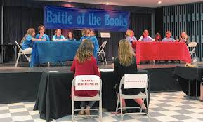 battle of the books puts young readers to a literary test daily