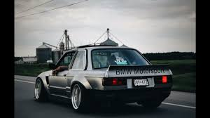 stancenation bmw e30 widebody bmw e30 h2oi 2016 youtube