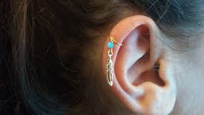 hoop earrings for cartilage 53 helix ring earrings helix piercing nose ring opal ring hoop