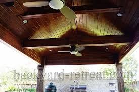 Texas Custom Patios Backyard Retreats Patio Builder Houston Outdoor Structures