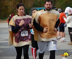 Peanut Butter And Jelly Costume Peanut Butter And Jelly Runners Best Race Costumes