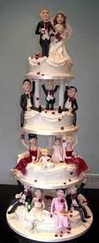 unique wedding cakes special wedding cakes wedding corners