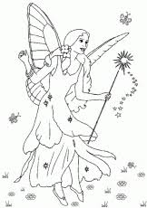 tooth fairy coloring page 17 pics of fairy silhouette coloring page cute fairy coloring