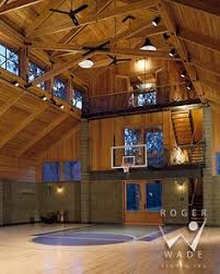 If I Ever Get A Barn I Am So Putting In An Indoor Basketball - Home basketball court design