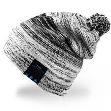 rotibox winter comfy bluetooth beanie pom pom hat w amazon co uk
