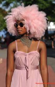 27 photos of the overwhelming black woman beauty at the afropunk