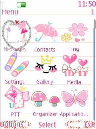 nokia 206 cute themes free nokia asha 206 cute baby doll app download in themes
