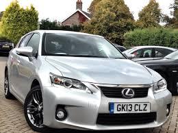 lexus ct200h for sale in uk lexus ct 200h 1 8 advance 5dr cvt auto for sale at cmc cars near
