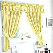 Blackout Kitchen Curtains Curtains For Picture Windows Home Depot Kitchen Curtains Window