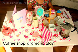 coffee shop play the imagination tree