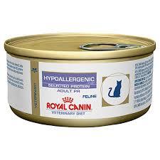 hypoallergenic cat food brands petcarerx