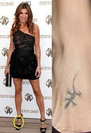 celebrity tattoos archives pretty designs