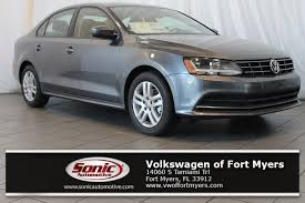 gray volkswagen jetta volkswagen jetta in fort myers fl volkswagen of fort myers