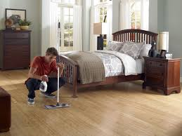 flooring would be better for home design with clean laminate