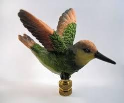 hummingbird fan pull chains bird l finial green and brown hummingbird 3 overall l