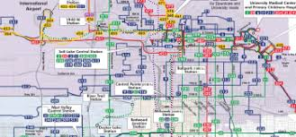 Utah Counties Map Schedules And Maps