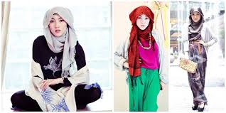 tutorial hijab turban ala april jasmine search results for baju retro 80an black hairstyle and hijab