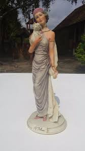 capodimonte figurine signed by a belcari a with