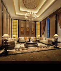 Lighting For Living Room With High Ceiling High Ceiling Living Room Design With Creative Decor Lighting