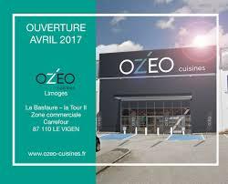 magasin cuisine limoges ozeo cuisines ozeocuisines