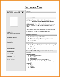 Resume Format Download Best by Sample In Download Format Pics Example And Writing Resume Best
