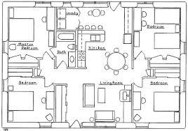 4 bedroom 4 bath house plans simple house plans 4 bedrooms shoise