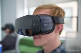 leap design touching things in vr with your real hands is a total game changer