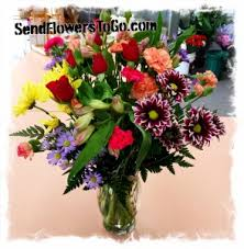 Flowers To Go Smiles And Sunshine Bouquet In Colorado Springs Co Flowers To Go