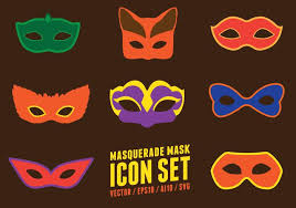 party mask masquerade party mask free vector stock graphics