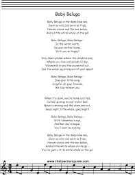 baby beluga song lyrics search all things teaching