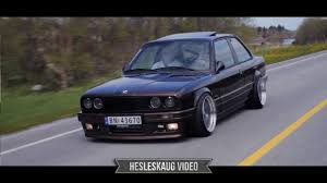 bmw e30 stanced frank tore evensen bmw e30 325 twinturbo youtube