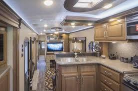 excellent stunning front kitchen 5th wheel new 2016 keystone rv