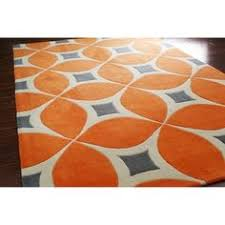 Orange Modern Rug Found It At Joss Stefan Blue Pink Area Rug Reno