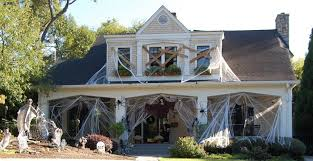 scary outdoor halloween decorating ideas