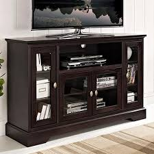 Amazon New 70 Inch Wide Highboy Style Wood Tv Stand Rusti Extra