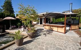 tag for rustic backyard kitchens nanilumi rustic outdoor kitchens enclosed garage design
