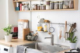 idee cuisine facile cuisine idã es dã co cuisine crã dence et ã tagã re ouverte idées