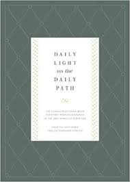daily light devotional anne graham lotz daily light on the daily path from the holy bible english standard