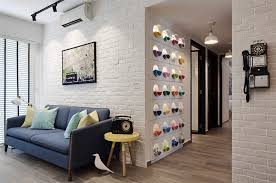 Painting Exterior Brick Wall - 30 best ideas about living rooms with white brick walls